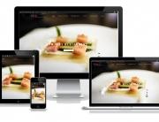nixe-restaurant Binz, Resonsive Onepage