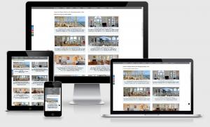 Responsive Webdesign Referenz Ferienwohnungen Binzer Perlen