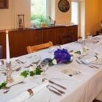 Shooting - Hochzeitstafel