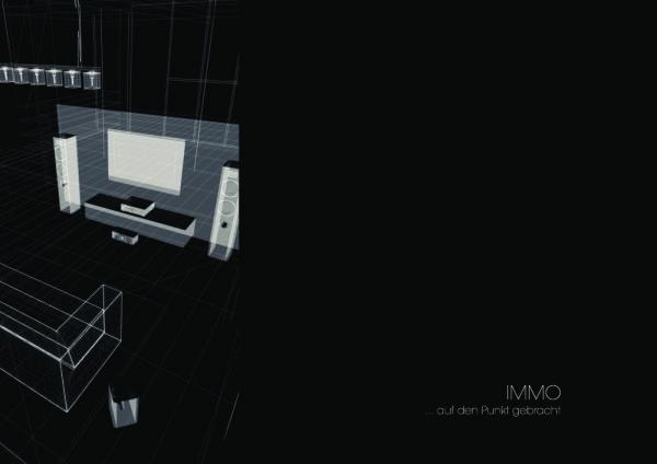 Design Vorlage Für Expose Für Immobilien