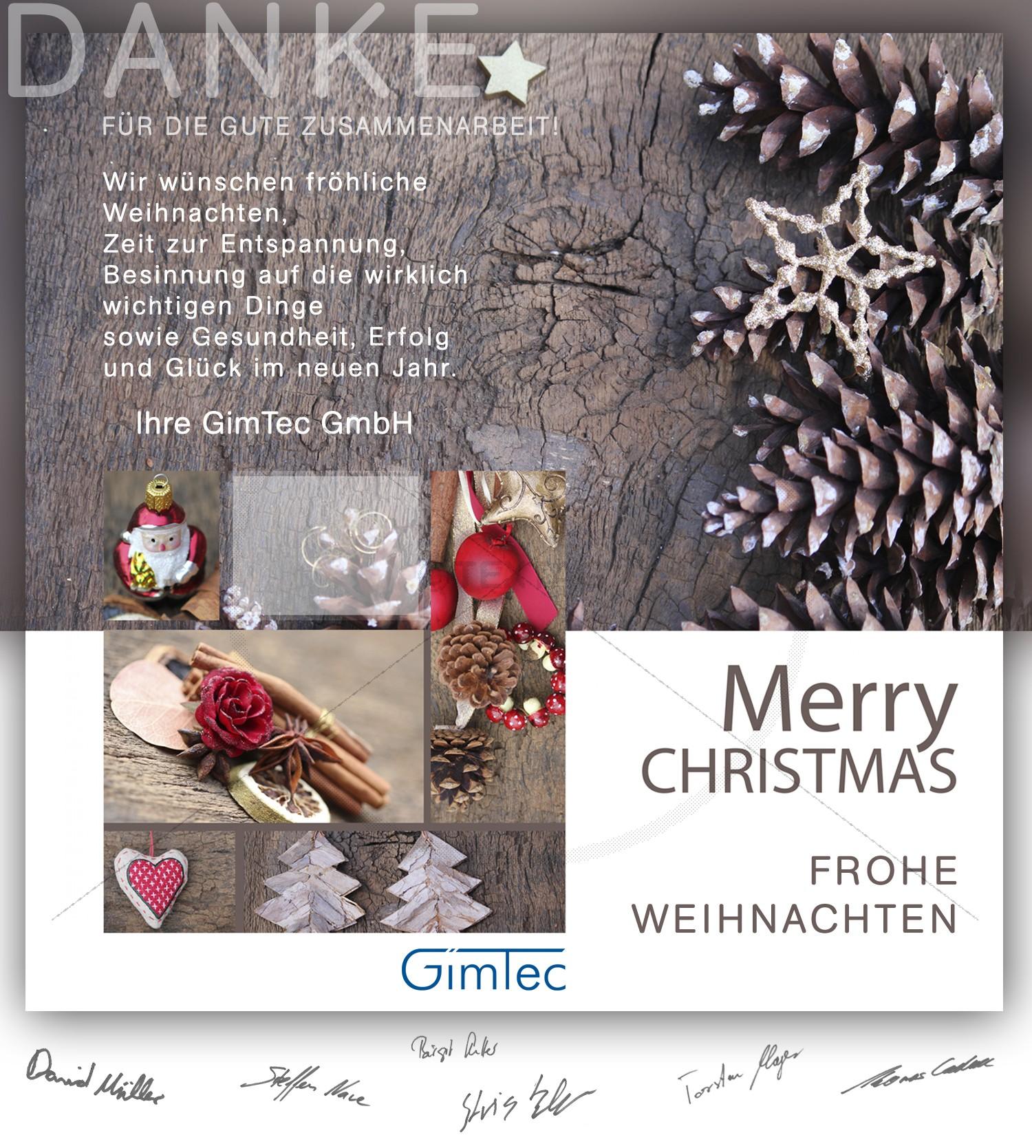 Grafik & Design Referenzen: Werbefreie Weihnachts-E-Card