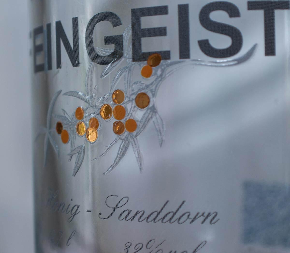 Grafik & Design Referenzen: extravagante Flaschenetiketten »