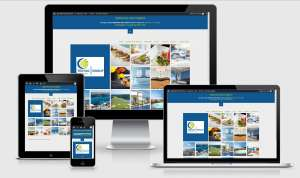 Responsive Webdesign Vorlage Textag Group Webdesign Werbung