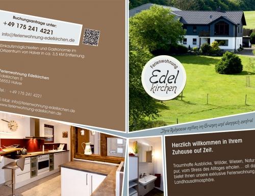 Grafik & Design Referenzen: Ferienwohnung Ehrenkirchen, Halver