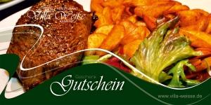 Restaurant Gutschein Hotel Villa Weiße Kamenz