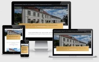 ReDesign Website - Webdesign Referenz - ferienwohnungen-putbus.de