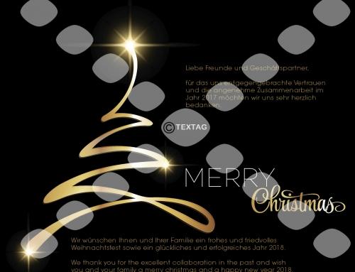 Grafik & Design Referenz: Weihnachts E-Card – Kanzlei Klengel, Frankfurt