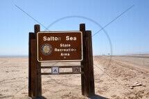 Salton Sea - Bomby Beach Süd-Kalifornien