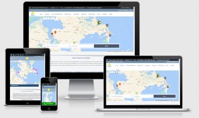 Webdesign Referenz: Uhlendorf Reiseservice Binz - Reise- und Urlaubsportal - SchoeneFerienaufRuegen