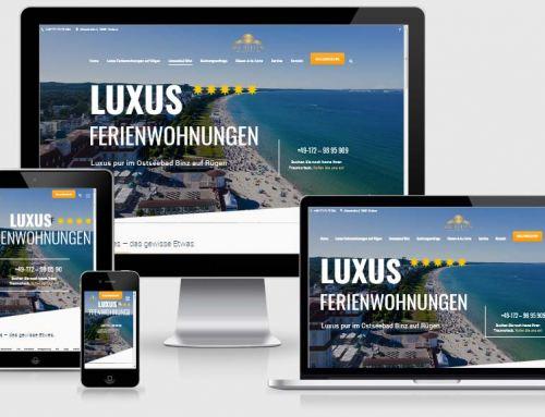 Luxusferienwohnungen MV Binz – Malchow