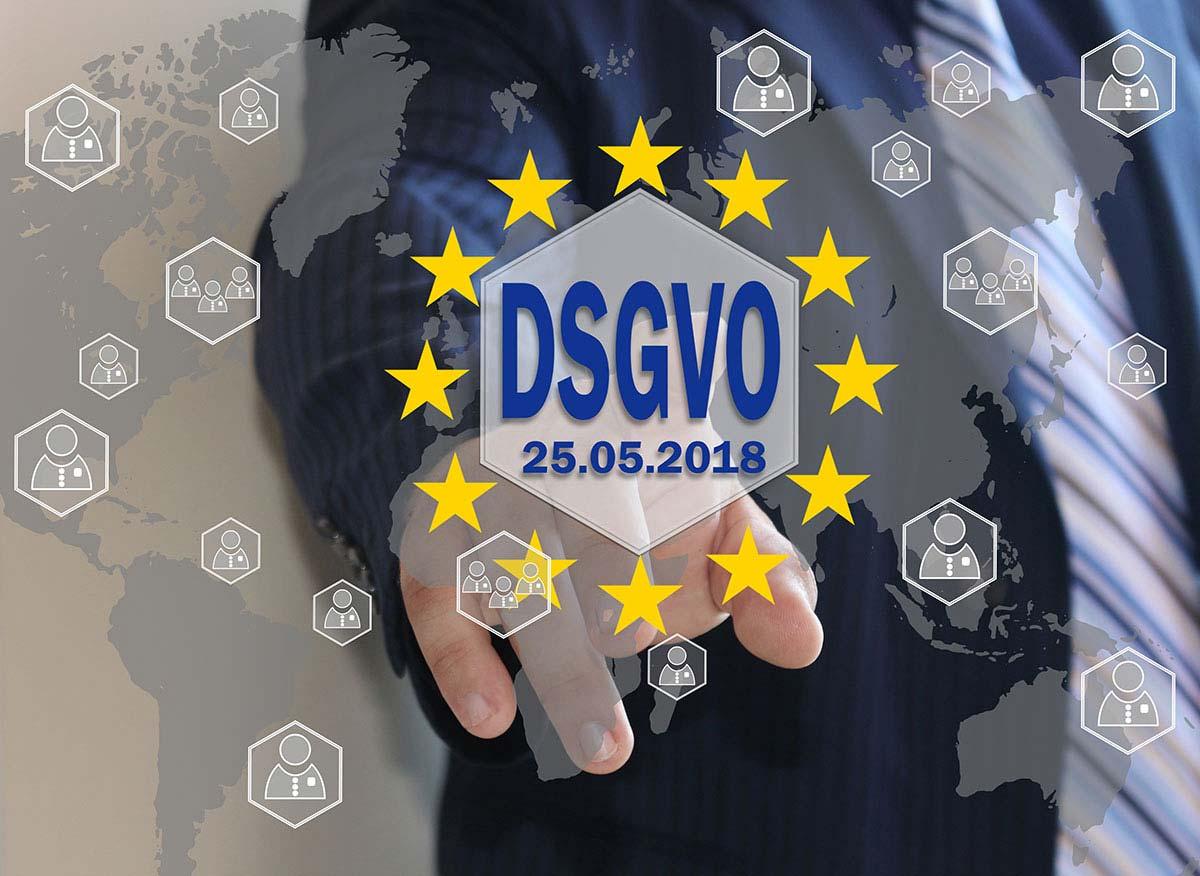 Datenschutz Marketing Eu Dsgvo Technische Sicherheit