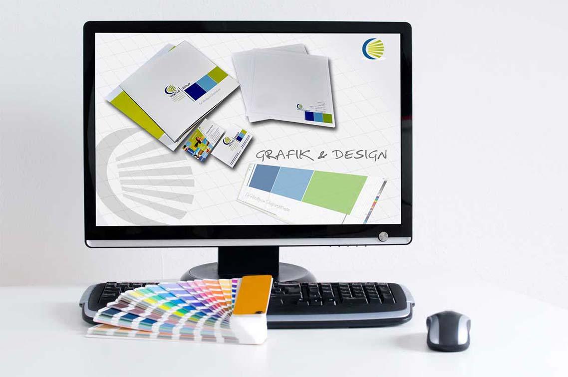TEXTAG GROUP Internet & Werbagentur - Grafik und Design Agentur
