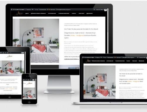 Onlineshop Abstrakte Kunst kaufen, Putbus
