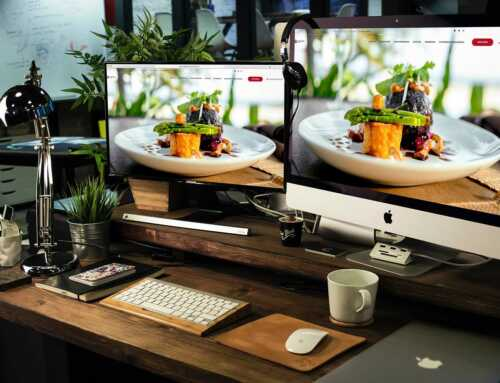 Website/One Page für Restaurants: nur 459 €/netto
