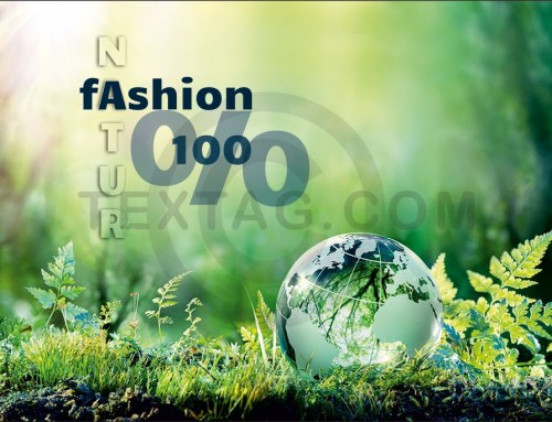 "GRASKARTE ""Natur Fashion 100%"" Design Vorlage GK-2019-000143"