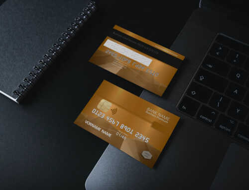 Kreditkarte Designvorlage KC-2019-000112