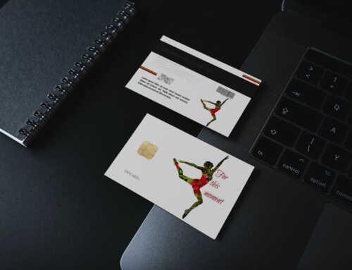 """VIP Kundenkarte """"For this moment"""" Designvorlage KK-2019-000130"""