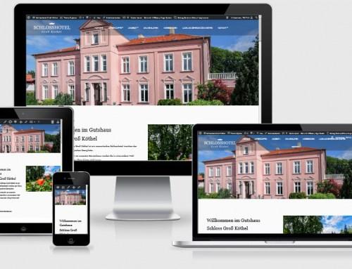 Gutshaus Schlosshotel Groß Köthel, Hohen Demzin OT Groß Köthel