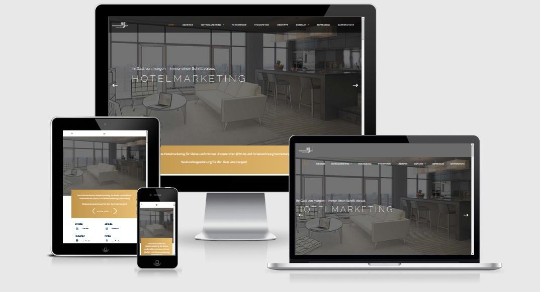 Externe Betreuung und Vermarktung für Hotels und Ferienwohnungen / Ferienhäuser