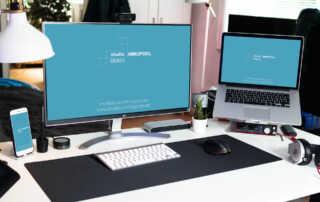 Wir erstellen Ihr Branding CI / CD, Website, Drucksorten