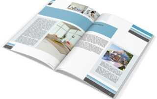 IMMOPOOL Expose Vorlage Für Architekten und Immobilienmakler