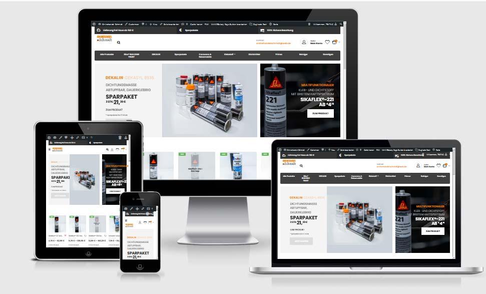 Woocommerce Shop Onlinehandel Schmidt, Wendorf